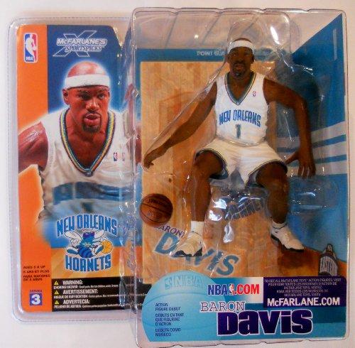 McFarlane Sportspicks: NBA Series 3 Baron Davis Action Figure by NBA