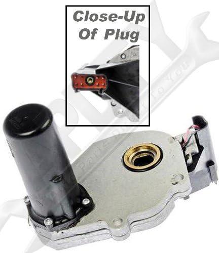 ECCPP Transfer Case Motor 600-900 Transfer Case Actuator Fit for 92-05 Chevrolet Blazer 92-04 Chevrolet S10 92-01 GMC Jimmy 92-04 GMC Sonoma 92-93 GMC Typhoon 96-00 Isuzu Hombre Encoder Motor