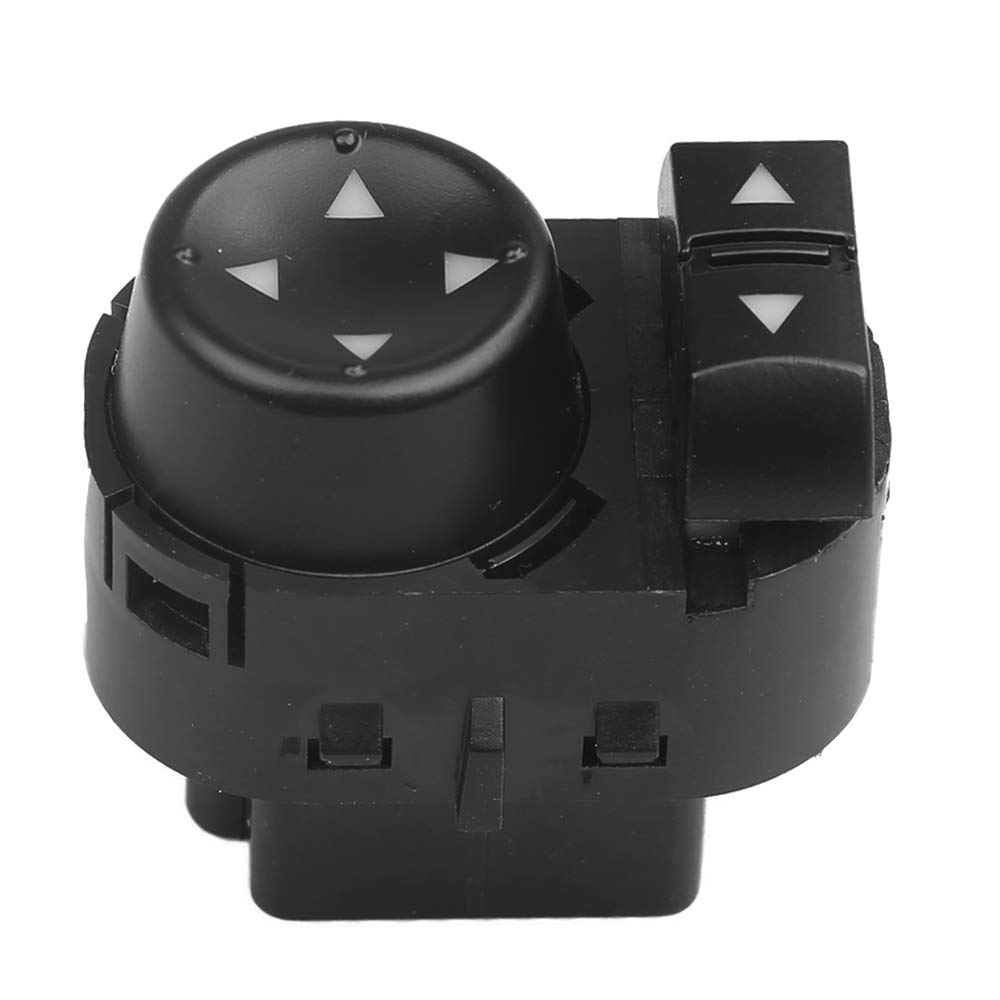 Hoypeyfiy Power Mirror Switch Fit for 2007-2013 Chevy Silverado 1500 2007-2014 Chevy Silverado 2500 HD 2007-2013 GMC Sierra 1500 2007-2014 GMC Sierra 2500 HD 3500 Replaces 22883768