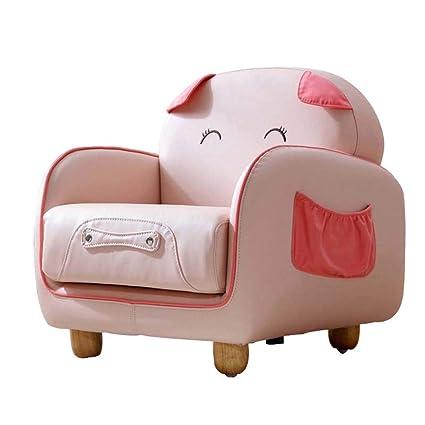 Amazon.com: Childrens Sofa Animal Cartoon Armchair Faux ...