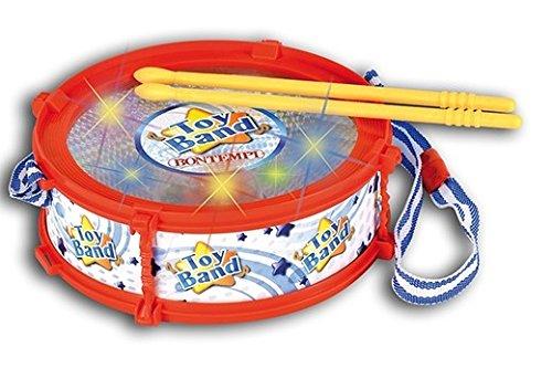 BONTEMPI Drum with Light Effects by Bontempi Original Toys BontempiEMD 1840