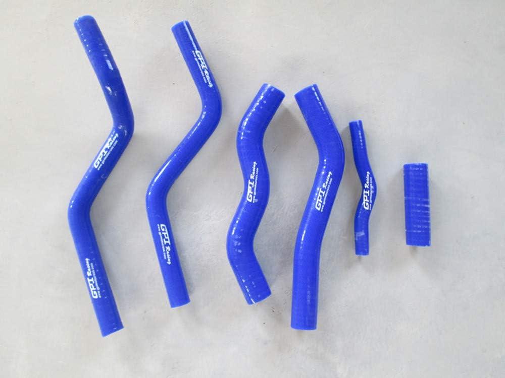 FOR Honda CR125 CR125R 1990-1997 90 91 92 93 94 95 96 97 Silicone Radiator Hose