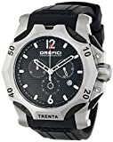 Orefici Unisex ORM11C4801 Subacqueo Trenta Metal Bezel Divers Watch