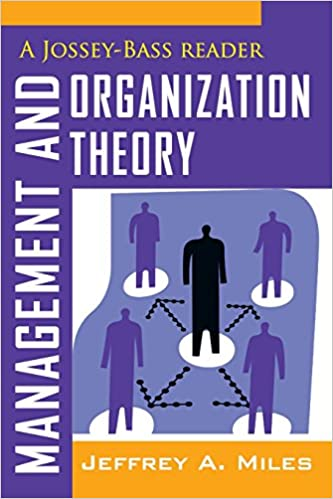 Management and organization theory a jossey bass reader jeffrey a management and organization theory a jossey bass reader 1st edition fandeluxe Gallery