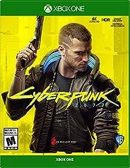 Cyberpunk 2077 - Xbox One - Standard Edition - Standard Edition - Xbox One