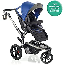 Jané Trider Extreme All-Terrain Stroller - Azzure
