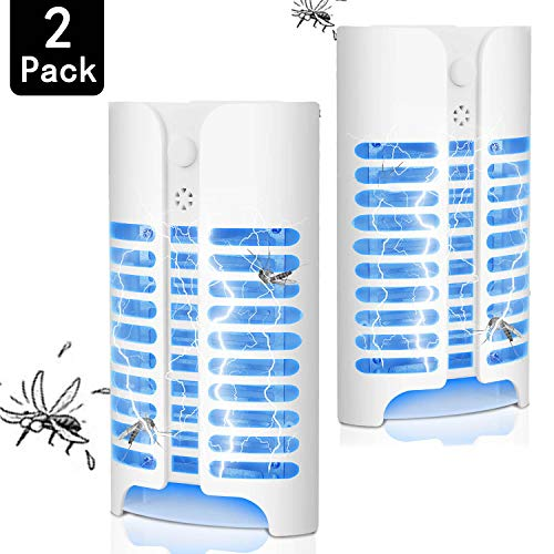 (Corecum Electric Indoor Bug Zapper,Mosquito Killer, Insect and Fly Zapper Catcher Killer Trap with UV Bug Light for Home, Office and Patio Indoor use)
