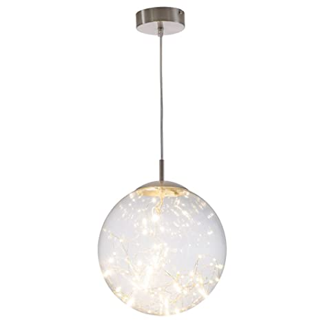 Nino Leuchten Lámpara de Techo Colgante con diseño de Bolas ...