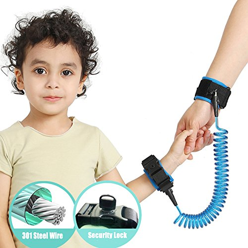Beautiful Beginnings Child/'s Safety Wrist Link For Ages 18 Months ~ 4 Years