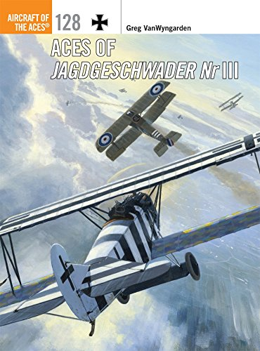 Aces of Jagdgeschwader Nr III (Aircraft of the Aces)
