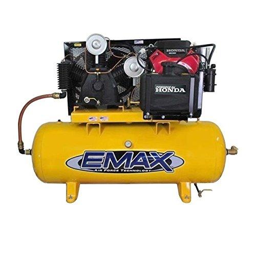 E-Max Compressor EGES24120T Industrial Plus 24 hp 120G Ho...