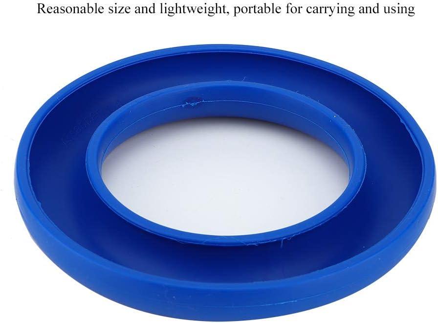 Caja de almacenamiento para m/áquina de coser de 5.3 pulgadas de di/ámetro externo de silicona