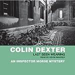 Last Seen Wearing | Colin Dexter