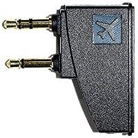 Sqrmekoko Airline Airplane Flight Headphone Adapter Converter for Boes QC15 QC2 QC3 QC20 QC25 QC35 AE2 AE2I OE2 Soundtrue Headphones