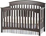 Child Craft Stanford 4-in-1 Convertible Crib - Slate Brown