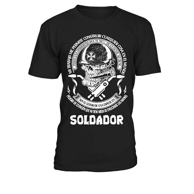 **Soldador DT - EDICIÓN Limitada ** Camiseta Hombre: Amazon.es: Ropa y accesorios