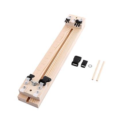Herramienta de tejer de madera para hacer pulseras o hacer pulseras de hilo de paraca/ídas