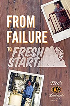 Failure Fresh Start Passionate Stories ebook product image