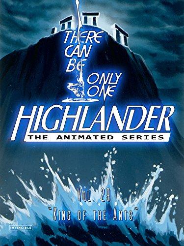 Highlander The Animated Series Vol. 29