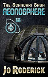 Aeonosphere: (A Science Fiction/Thriller/Time Travel/Suspense/Adventure novel) (The Scandari Saga Book 1)