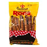 Bachman Baked Rods Pretzels 10 Oz (Pack of 12)
