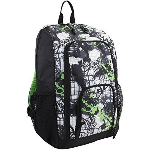 fuel-double-pocket-school-backpack-urban-grid