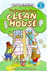 The Berenstain Bears Clean House (I Can Read Level 1) Kindle Edition
