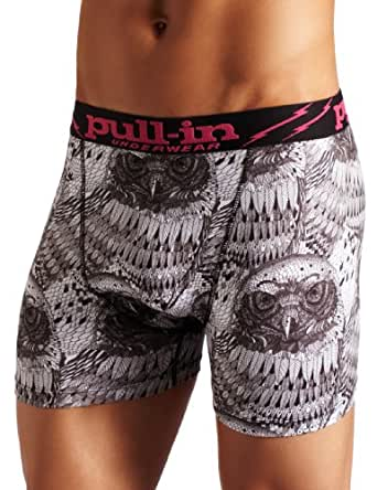 Pull-In Men's Fashion Buchouette Short, Multi, X-Large
