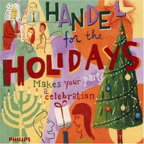 Handel for the Holidays by Philips