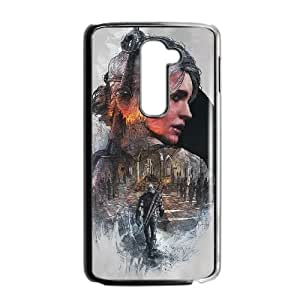 The Witcher 3 Wild Hunt LG G2 Cell Phone Case Black cover xx001-3053384