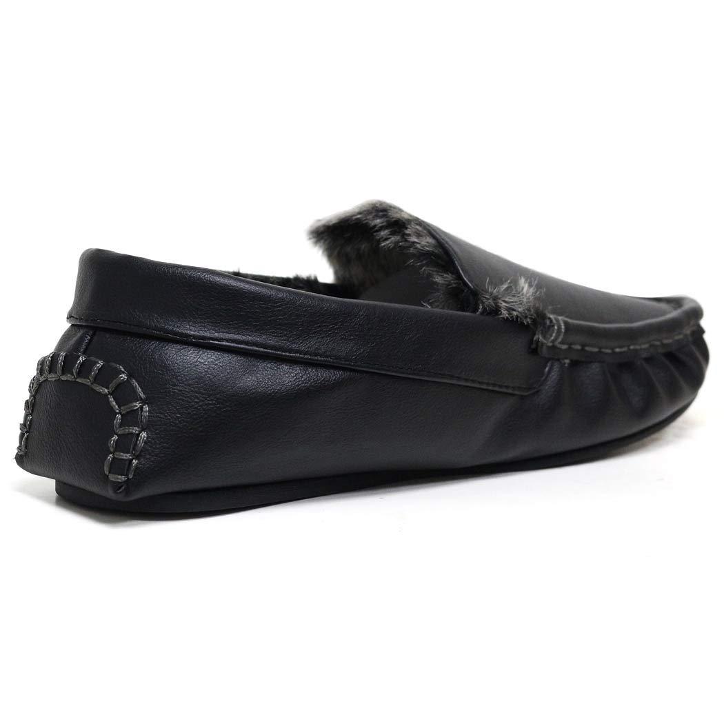 Mocasines George de Dunlop para hombre, con forro sintético y con suela de goma: Amazon.es: Zapatos y complementos