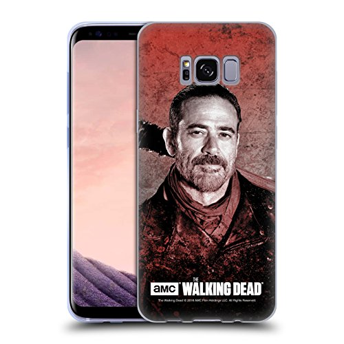 Official AMC The Walking Dead Lucille 2 Negan Soft Gel Case for Samsung Galaxy S8