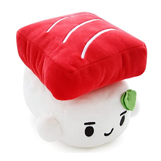 Sushi Plushies - Egg, Shrimp, Tuna 7
