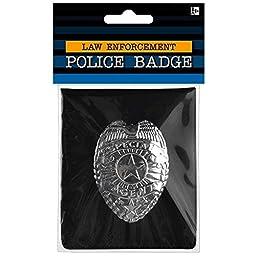 ~Halloween~ Special Agent Badge
