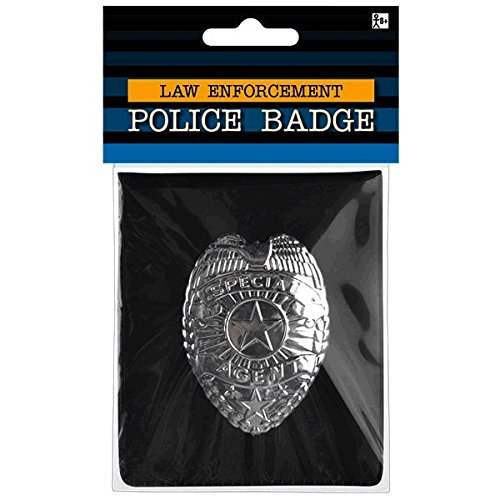 [~Halloween~ Special Agent Badge] (Group Office Halloween Costumes)