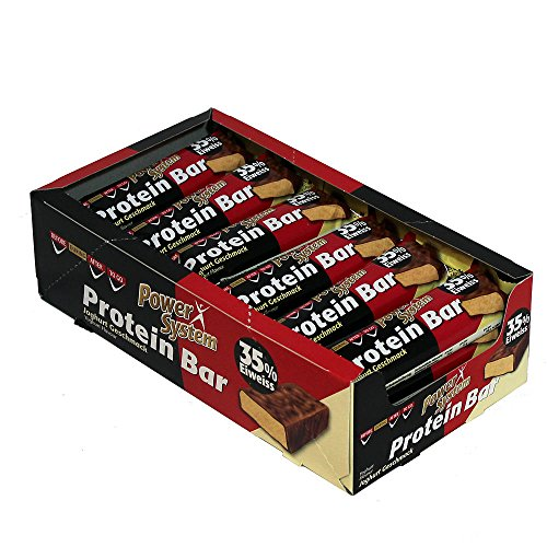Power System Protein Bar 35% - 24 x 45g - joghurt