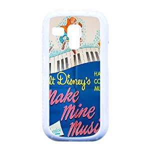 Animated movie Make Mine Music for Samsung Galaxy S3 Mini i8190 Phone Case Cover 66TY444105