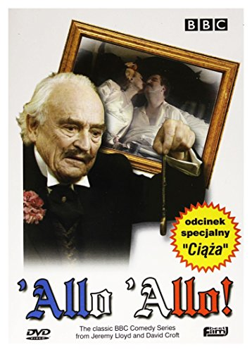 'Allo 'Allo! - A Bun in the Oven (Special Episode) [DVD] [Region Free] (English - Cooke Vicki