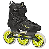 Roller Derby Elite Alpha 125mm 3-Wheel Inline Skate, 09
