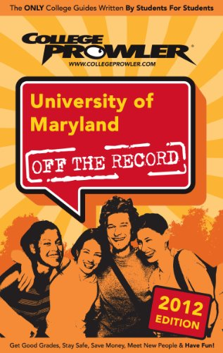 University of Maryland 2012 ()