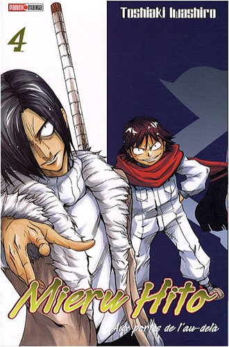Mieru Hito, Tome 4 (French Edition)