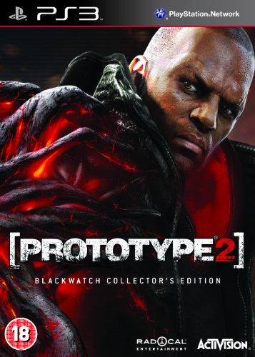Prototype 2: Blackwatch Collector's Edition (PS3) (Ps3 Prototype)