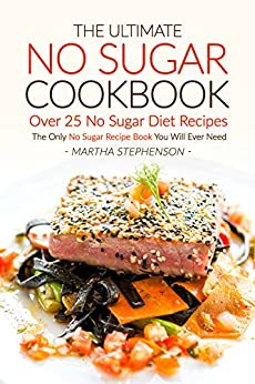 Ultimate No Sugar Cookbook Recipes ebook