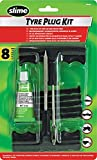 Slime 24011 Tire Plug Kit with T-Handle