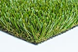 New 15' Foot Roll Artificial Grass Turf Synthetic Fescue Pet SALE! Many Sizes! (88 oz 12' x 50' = 600 Sq feet)