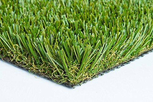New 15' Foot Roll Artificial Grass Turf Synthetic Fescue Pet SALE! Many Sizes! (88 oz 12' x 40' = 480 Sq feet) by Artificial Grass Wholesalers