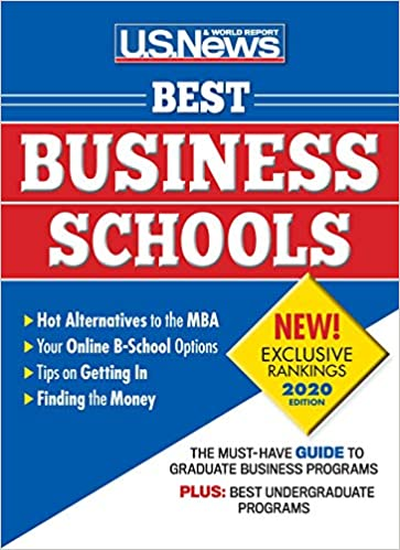 Best Undergraduate Business Schools 2020 Best Business Schools 2020: U.S. News and World Report, Anne