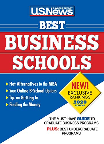 Best Business Schools 2020 (Best Grad Schools In The World)