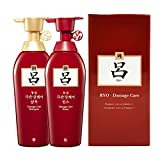 Ryoe Korean Herbal Anti Hairloss Damaged Hair Shampoo Conditioner Each 400ml