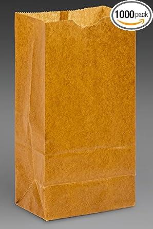 Bolsas de panadería enceradas, papel de estraza natural, de ...
